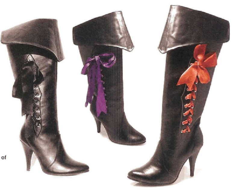 418-Pirate, Women's Pirate Boot by Ellie Shoes