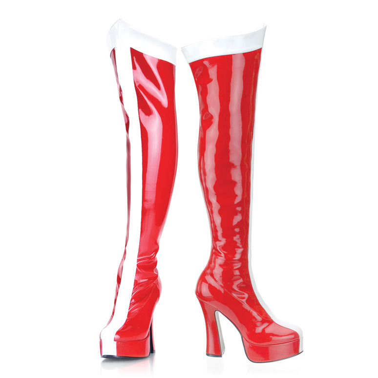 Wonder Woman Thigh High Boot | Funtasma | ELECTRA-2090