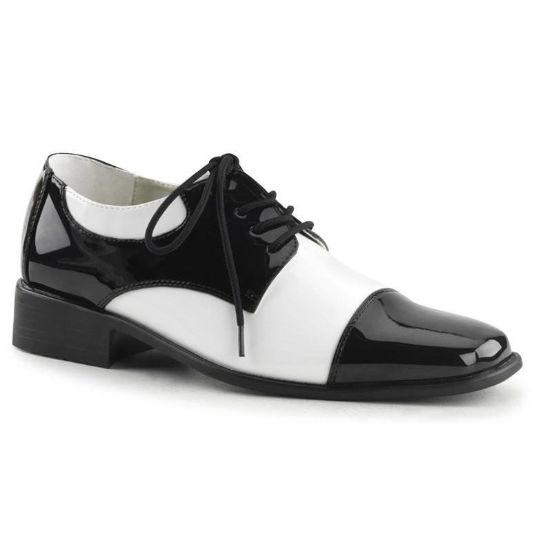 DISCO-18, Men's Disco Shoes by Funtasma