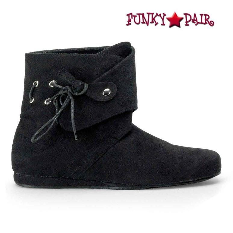 Black Men's Renaissance Costume Shoes   Funtasma Renaissance-50,