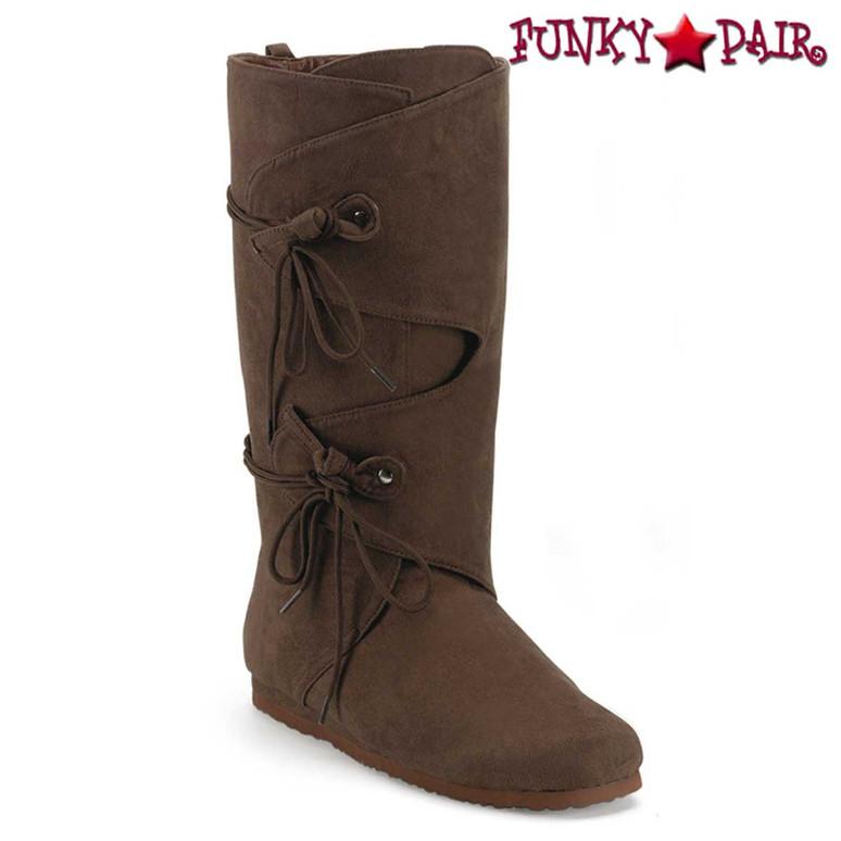 Brown Men's Renaissance Boots   Funtasma RENAISSANCE-100