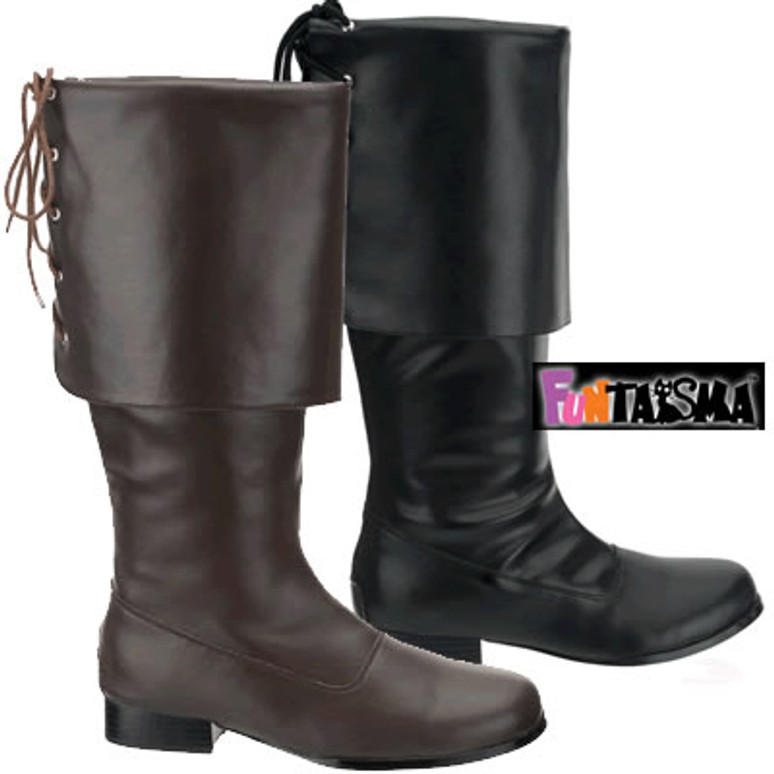 Funtasma Men's Pirate Boots