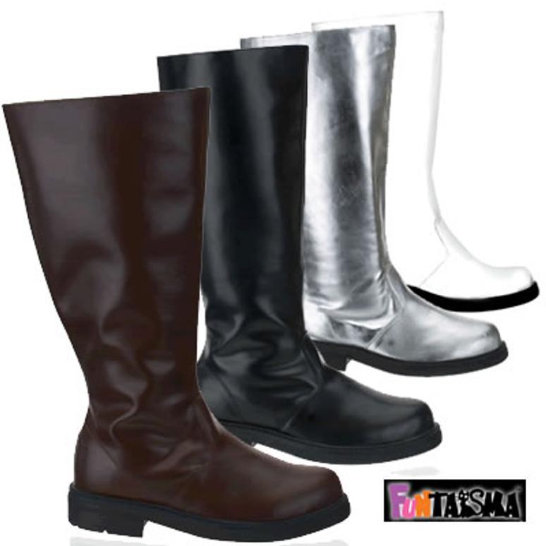 Funtasma | CAPTAIN-100, Men's Halloween Boots