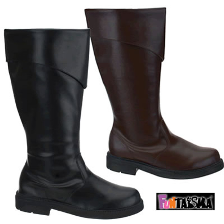 Funtasma | Captain-105, Men's Pirate Boots