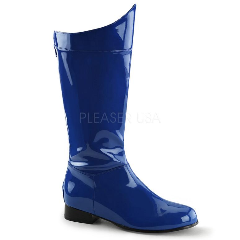 Men's Super Hero Cosplay Boots