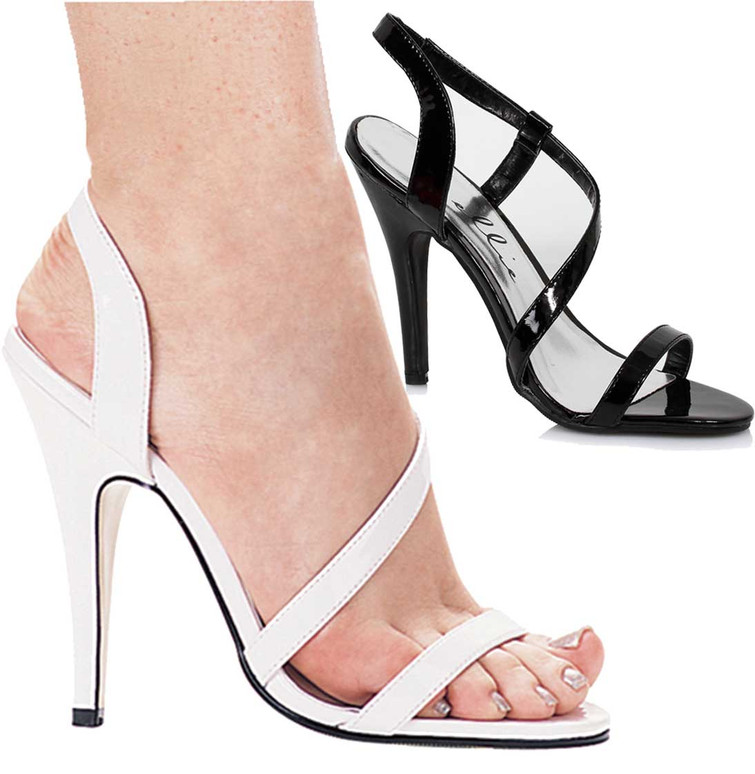 "Ellie Shoes | 510-Debbie 5"" Strappy Sandal"