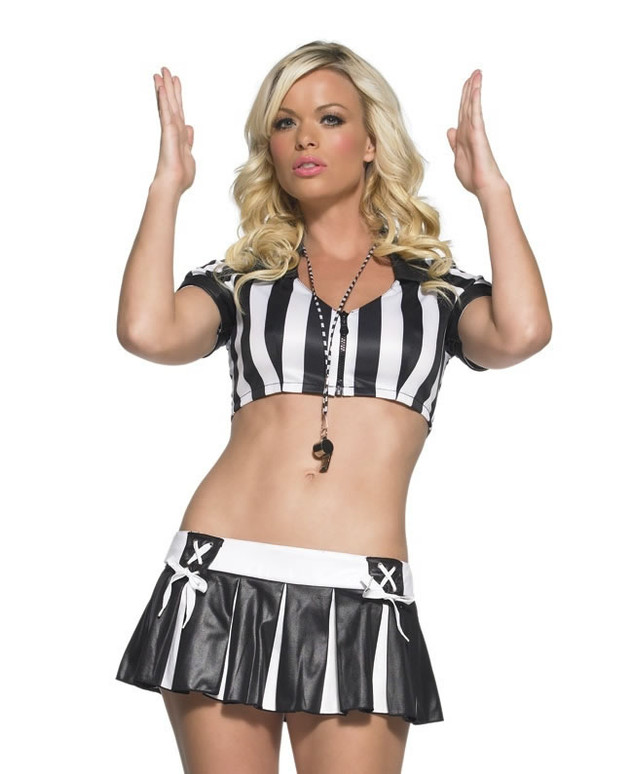 Penalty Official Costume (53065)