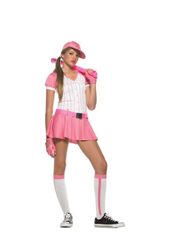 LA-J48004, Teen All Star Girl Costume