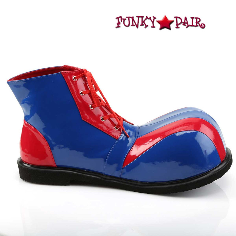 Funtasma | Bump Toe CLOWN-05 Shoe Side View