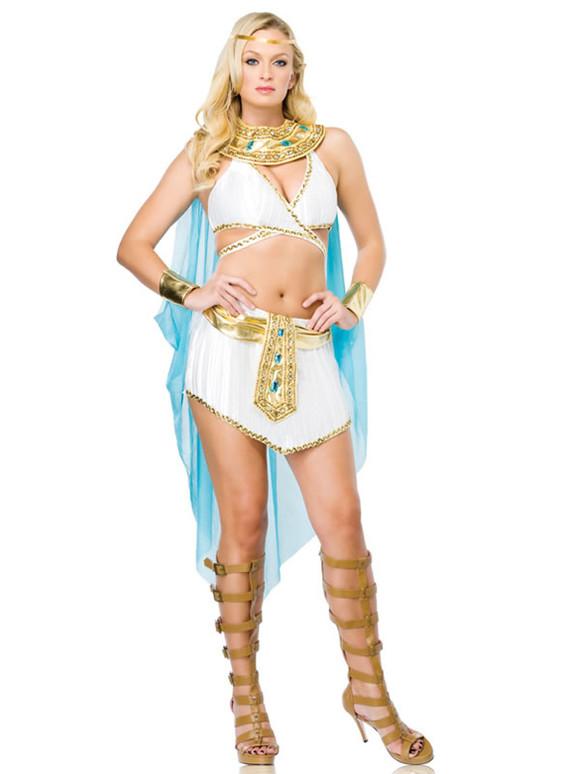 LA-53093, Sexy Nile Queen Costume