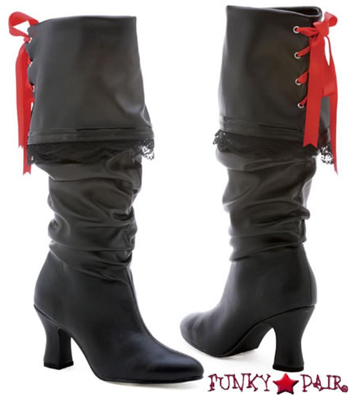 253-Morgan, Pirate Boots