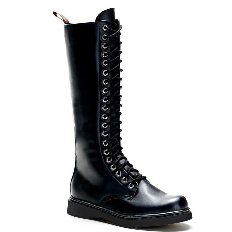 Demonia | Men Defiant-400, Vegan Combat Boots