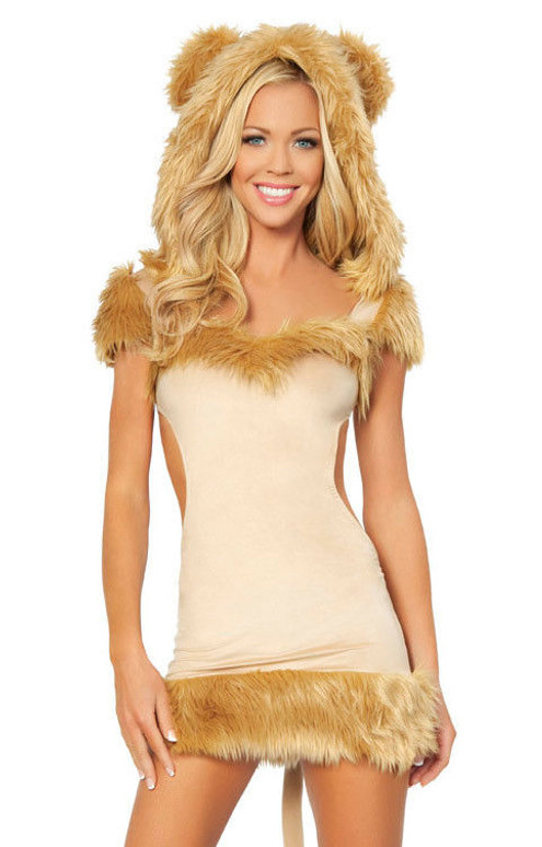 R-4263, Courageous Lioness Costume