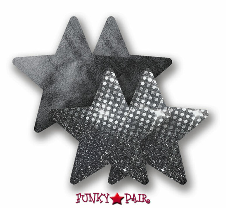 Night Fever Star Pasties
