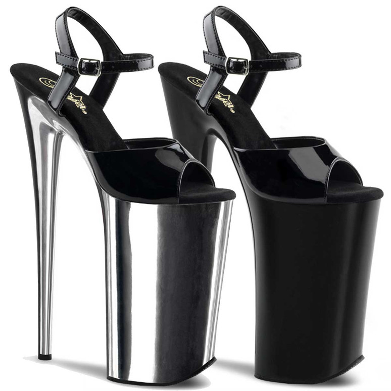 The Highest Heel | 10 Inch Pleaser Shoes Beyond-009