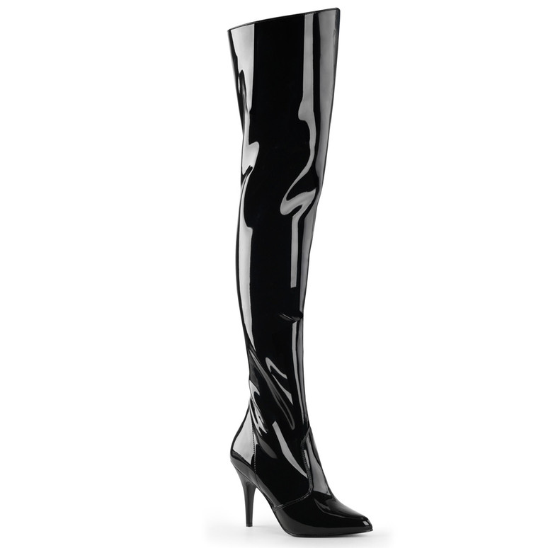 Pleaser   Vanity-3010, Thigh high Boots