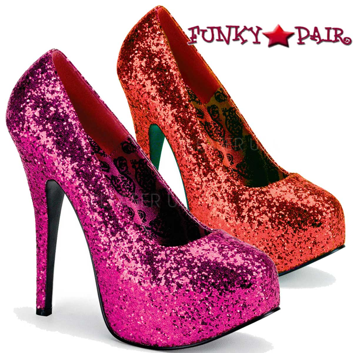 5b4290c288b Home · Sexy Shoes · Pink Label · TEEZE-06GW