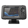 Lowrance HOOK Reveal 5 Combo w\/50\/200kHz HDI Transom Mount  C-MAP Contour+ Card [000-15857-001]