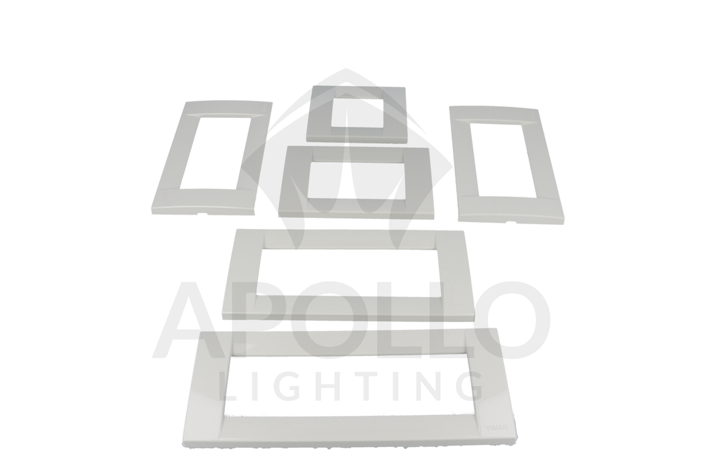 Idea Techopolymer Classica- White (Square) (.04)