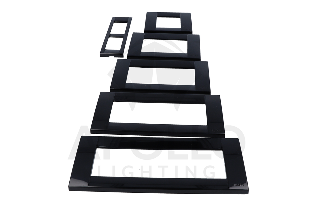 Idea Technopolymer Classica Black - Square (.16)