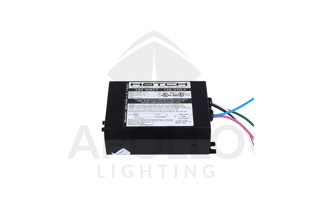 Hatch Electronic HID Light Ballast