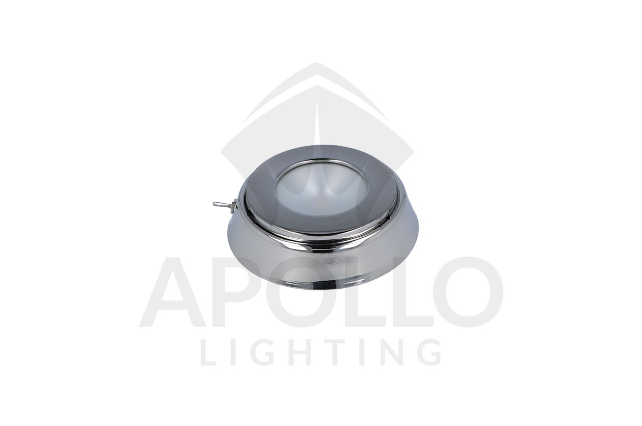 Hatteras LED Downlight w/ Base switch or without switch