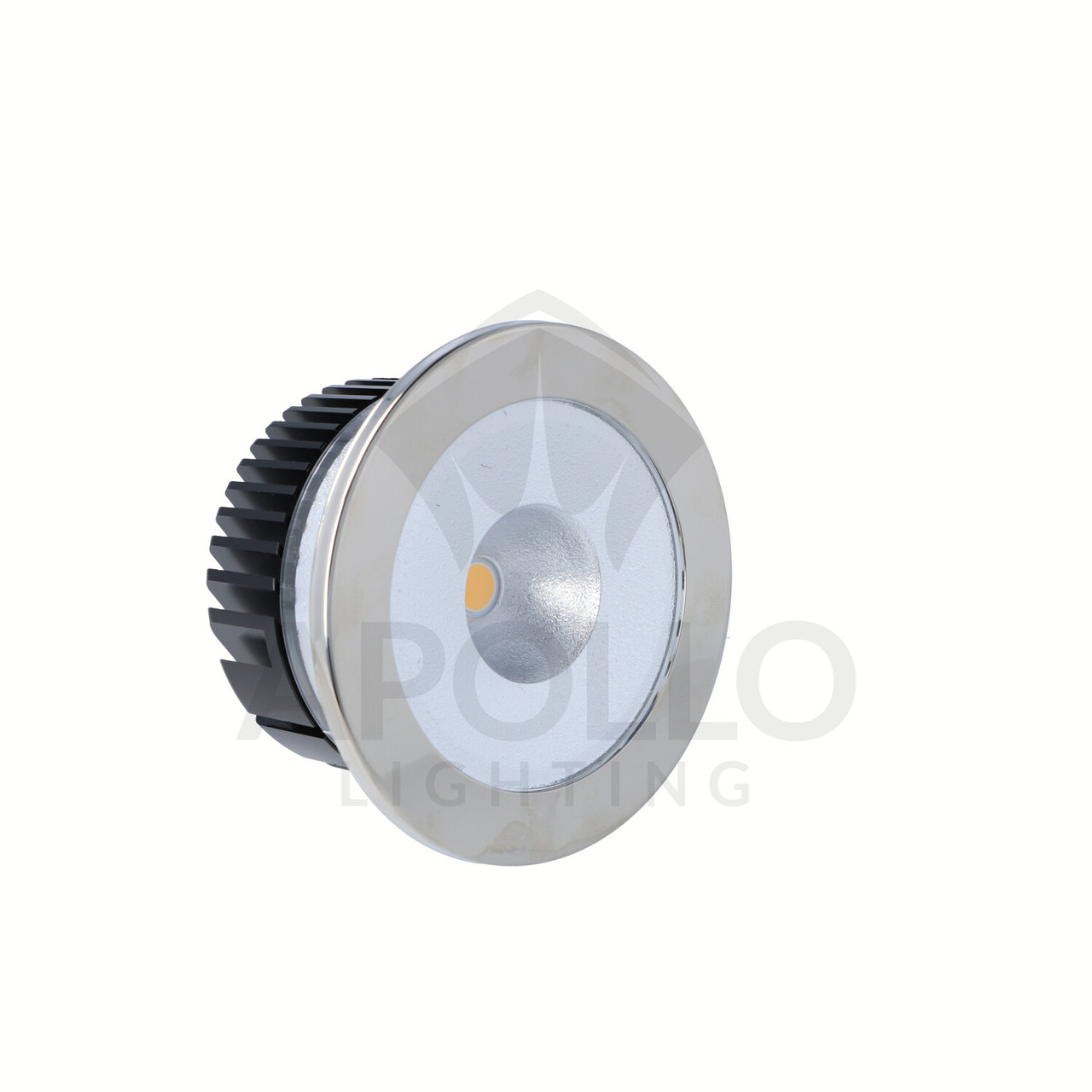 CRATER DOWNLIGHT STAINLESS STEEL (D4-CRATE-L13WA-35-SS-07-0000)