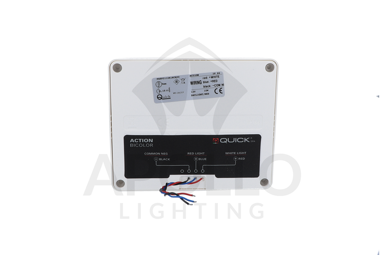 Action LED surface mounted downlight