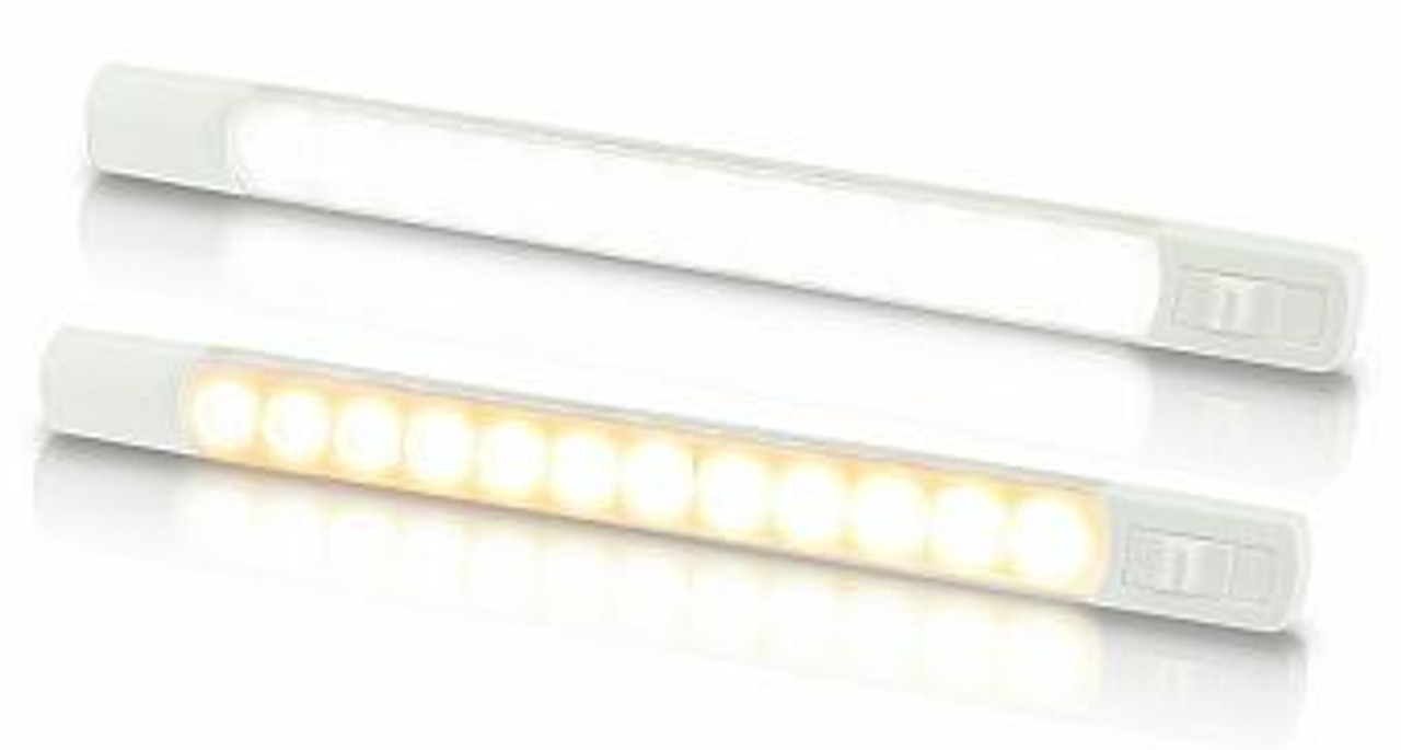 LED Surface Strip Lamp with Switch (Dual Color)