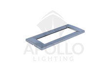 Idea Placca Classica Metal Pol. Chrome (Sq.) (.36)