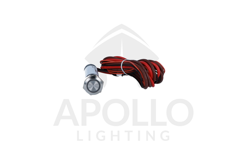 MINI LED MOMENTARY /ON-OFF 2CKT (BI COLOR) #BT5LEDSW-M2CKT