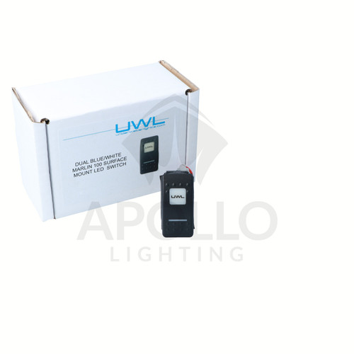 Dual BlueWhite Switch for Underwater Lights Limited 100 series (UWL)