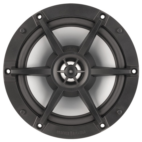 "Polk Ultramarine 6.6"" Coaxial Speakers - Black [UMS66BR]"