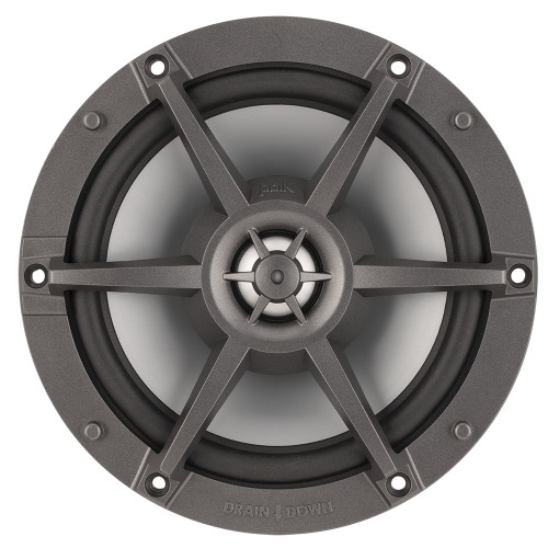 "Polk Ultramarine 6.6"" Coaxial Speakers - Silver [UMS66SR]"