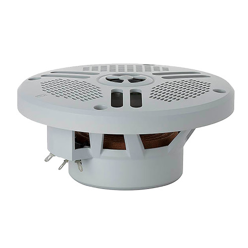 "Poly-Planar 5"" 2-Way LED Self Draining Spa Speaker - Light Gray [MA4052LG]"