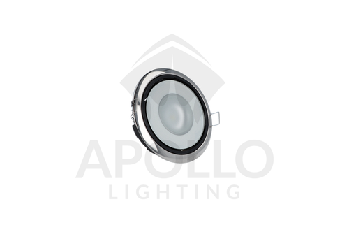 Positionable Mirage LED downlight