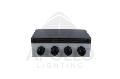 ****DISCONTINUED **4-way Standard Junction Box (Non-DMX)