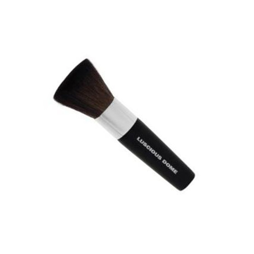 Luscious Dome:The flat top makeup brush is a perfect foundation brush for covering blemishes, age spots, or other skin imperfections. Kabuki brushes have been refined to perfection over hundreds of years by professional makeup artists. The perfect brush for buffing on foundation, bronzers and blush. These brushes pamper your skin with their luxurious feel.