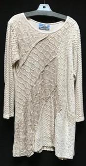 1166 cotton lace top