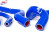 HONDA CR 500 1989-2001 HIGH PERFORMANCE SILICONE RADIATOR HOSES BLUE