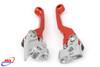 KTM 125 150 SX 2016-2022 250 300 350 450 500 SXF EXC XC-W 2014-2022 BRAKE CLUTCH FLEXI LEVERS ORANGE