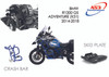 BMW R 1200 GS 13-17 R 1200 GS ADVENTURE 14-18 AS3 SKID PLATE SUMP BASH GUARD