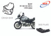BMW R 1150 GS 1999-2004 AS3 PERFORMANCE CRASH BARS GUARDS