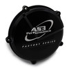 GAS GAS EC XC 200 250 300 2017-2020 AS3 FACTORY SERIES HARD ANODISED CLUTCH COVER BLACK