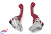 HONDA CRF 250 R 2007-2017 CRF 450 R 2007-2016 FRONT BRAKE & CLUTCH FLEXI PIVOT LEVERS