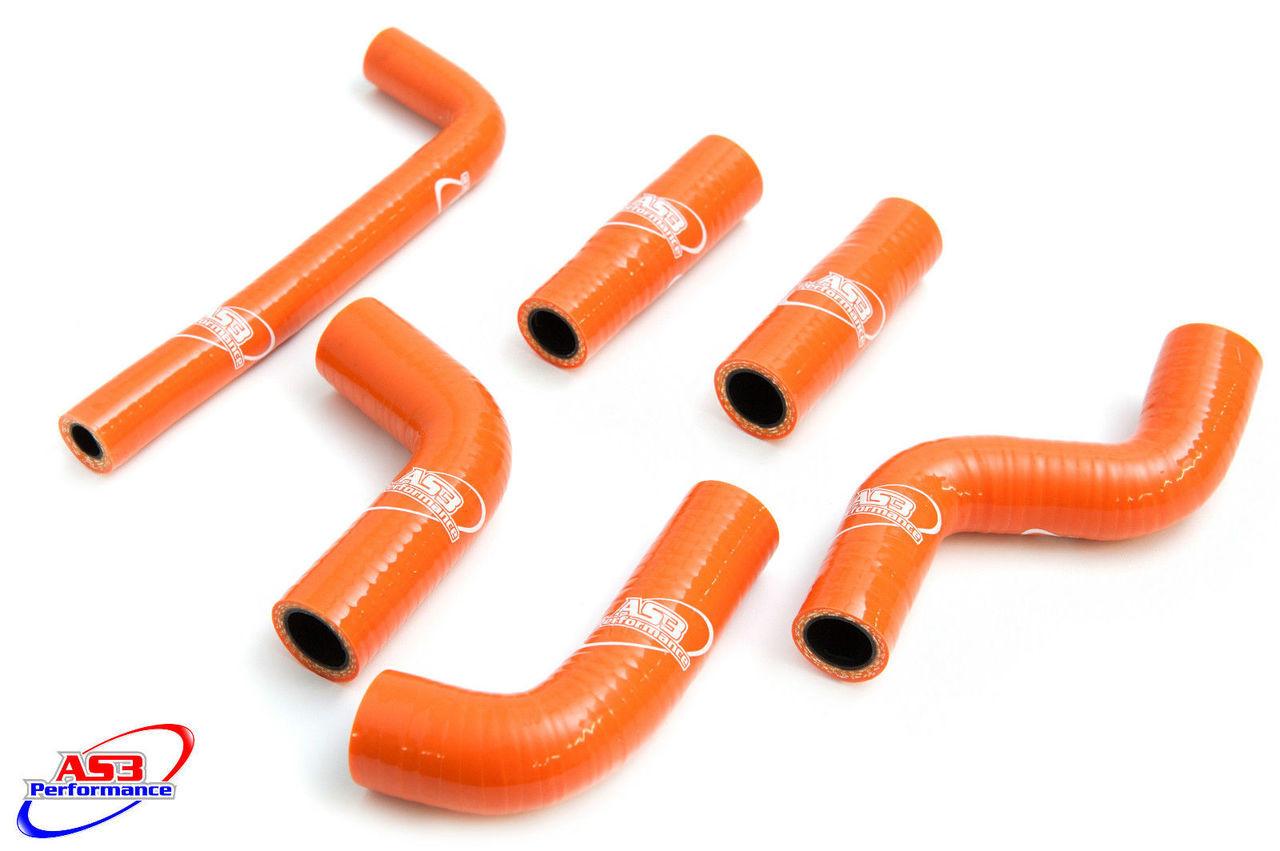 silicone radiator coolant hose KTM 400 EXC//450 EXC//525 EXC 2002-2006 03 04 05