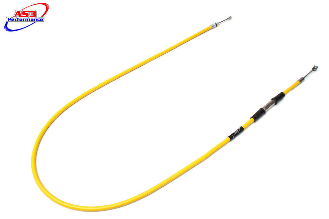 SUZUKI DRZ 400 E 00-07 DRZ 400 S SM 00-17 AS3 VENHILL FEATHERLIGHT CLUTCH  CABLE YELLOW