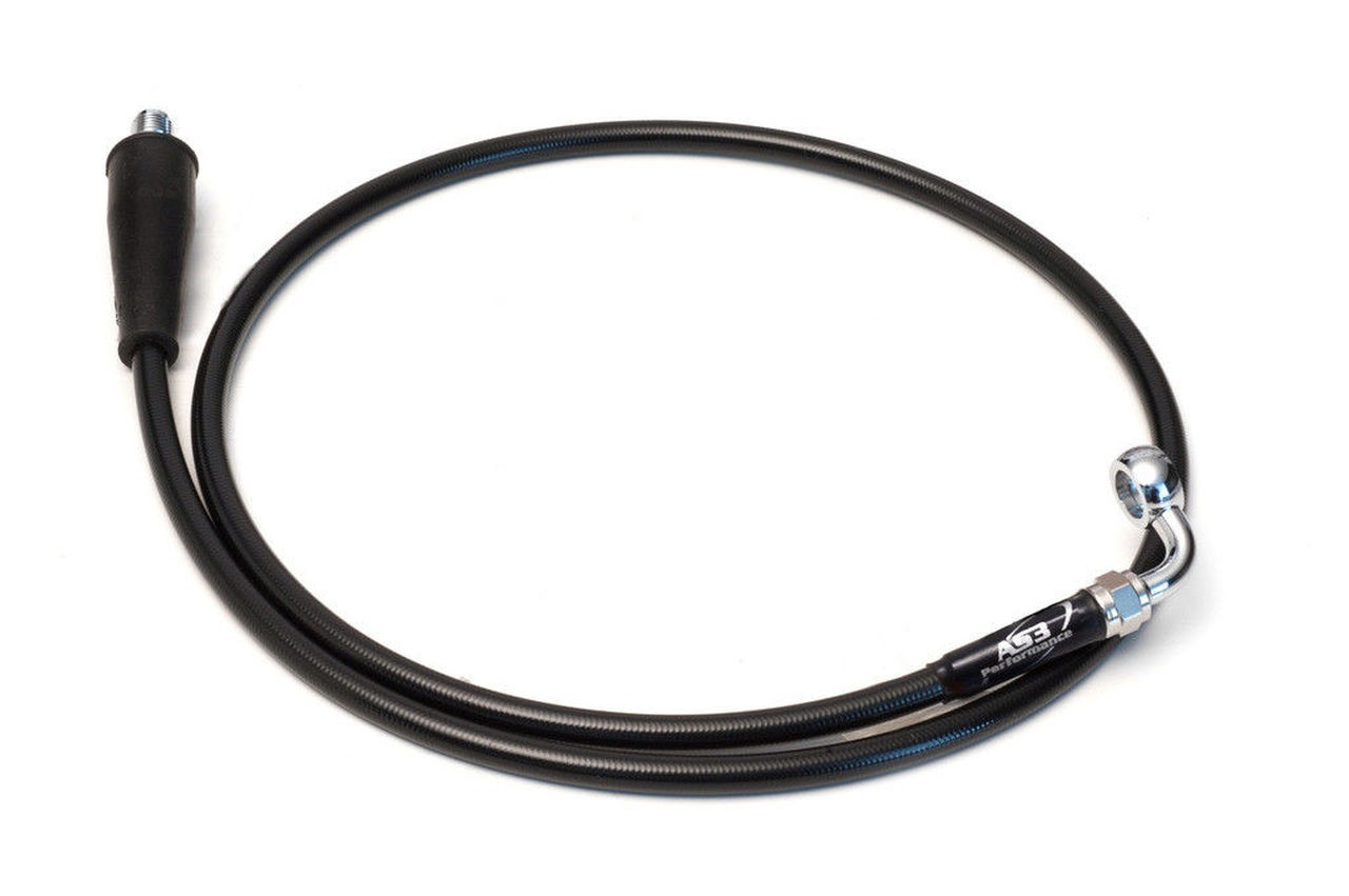 Wezmoto Braided Clutch Line 2007 KTM 525 EXC