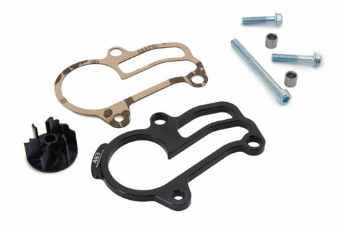 KTM 250 SX XC 19-20 250 300 EXC XC-W 2020 AS3 OVERSIZED WATER PUMP IMPELLER KIT BLACK