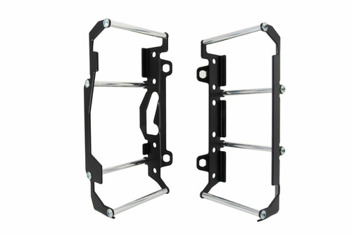 KTM 450 500 EXC XCF-W 2020 RADIATOR RAD GUARDS BRACES